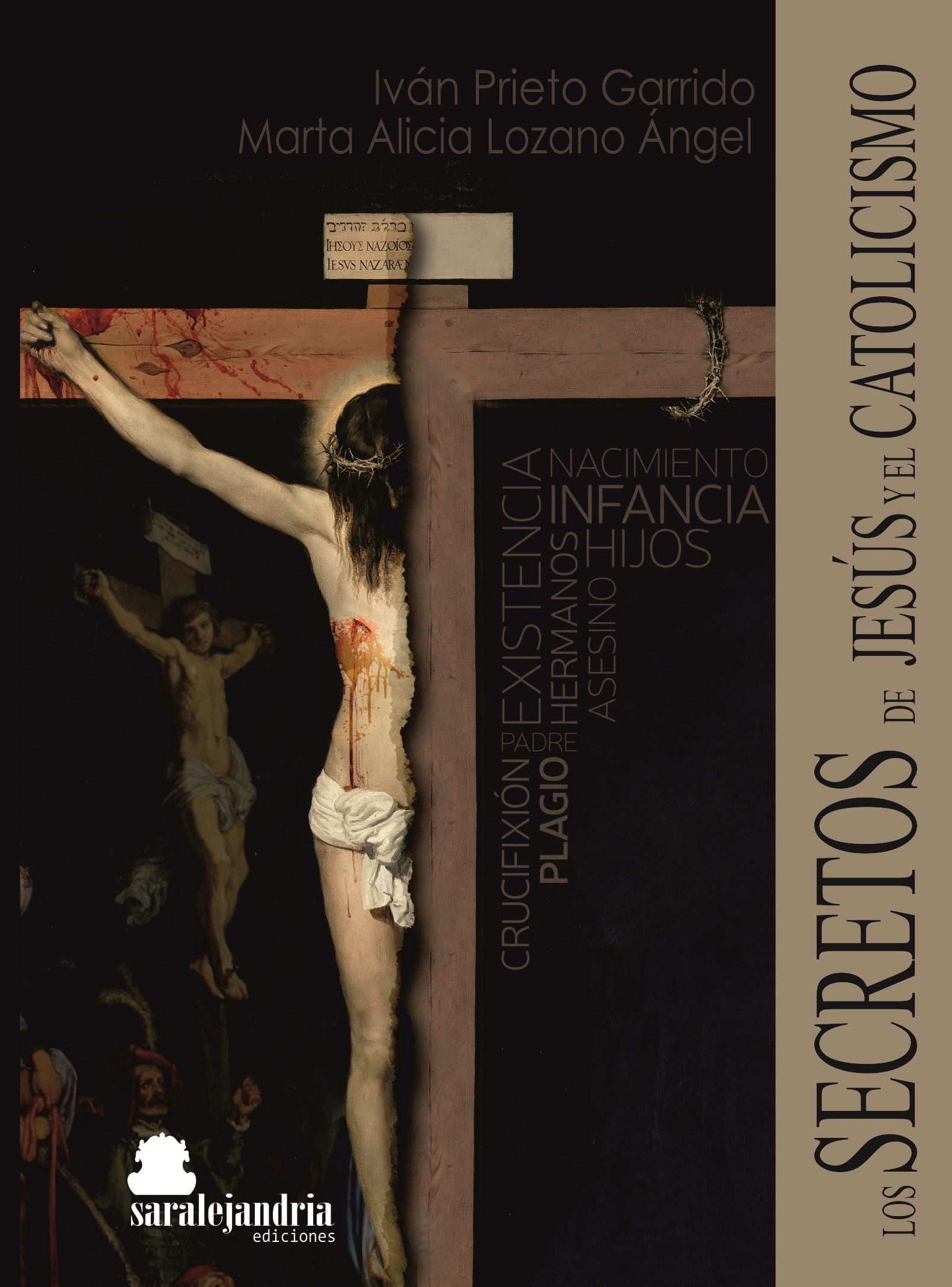 Los secretos de Jesús y el catolicismo